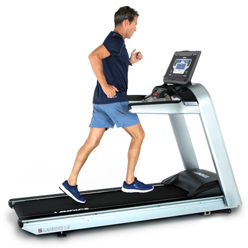 Designed for serious runners who really need to stretch out, the Landice L8 treadmill offers the most spacious running surface in the industry. With a 22-inch wide by 63-inch long running surface, the L8 is ideal for runners over 6 feet tall, marathoners, triathletes, and competitive runners who want the added space to simulate a true outdoor training experience.